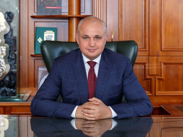 Губернатор региона поздравил православных кузбассовцев с Рождеством Христовым