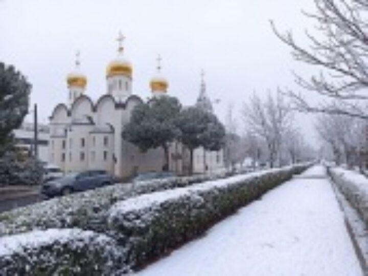 Кафедральный собор Испанско-Португальской епархии Русской Православной Церкви включен в список красивейших храмов Мадрида