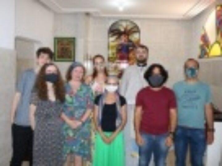 Священник Бразильского благочиния посетил православную общину г. Сальвадор в штате Баия