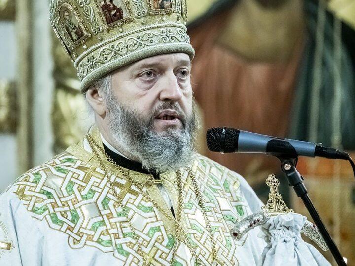 Рождественское обращение главы Кузбасской митрополии, митрополита Кемеровского и Прокопьевского Аристарха в 2021 году