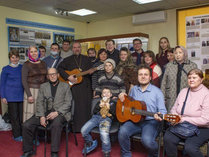В Музее истории Православия на земле Кузнецкой состоялась православная гостиная