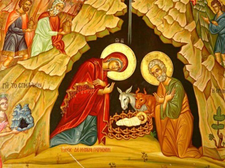 Информация о богослужениях в Праздник Рождества Христова на территории Кемеровской епархии