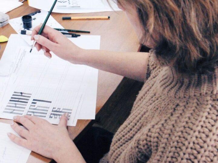 В Кемерове прошёл курс по каллиграфии «Вязь. Методика преподавания»