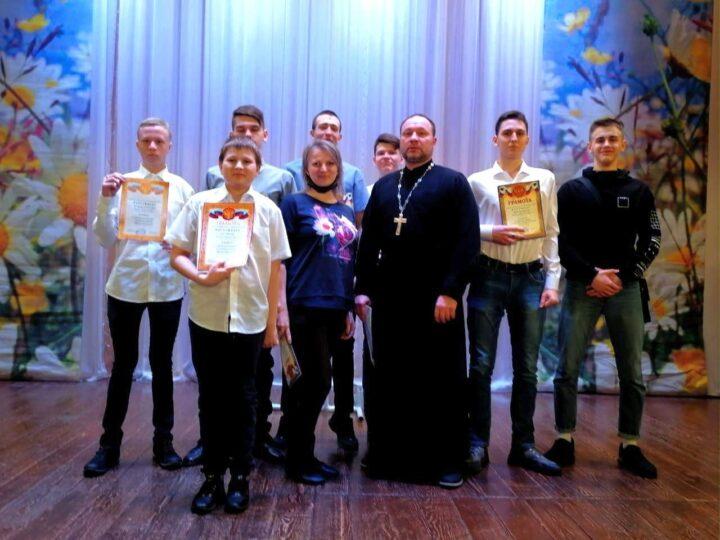 В Юрге наградили победителей конкурса «Афганская вьюга»