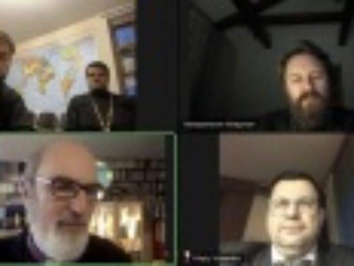 Состоялась видеовстреча председателя ОВЦС с генеральным секретарем Всемирного евангельского альянса