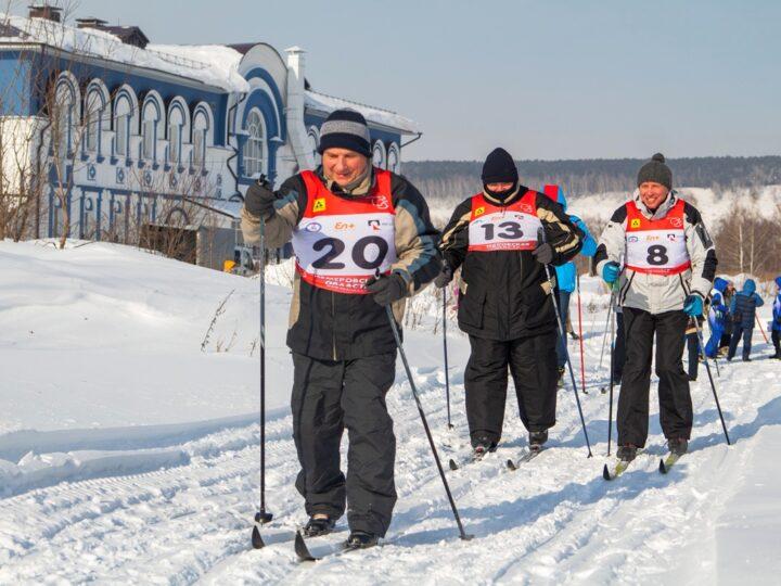 21 февраля 2021 г. Казанский лыжный ход