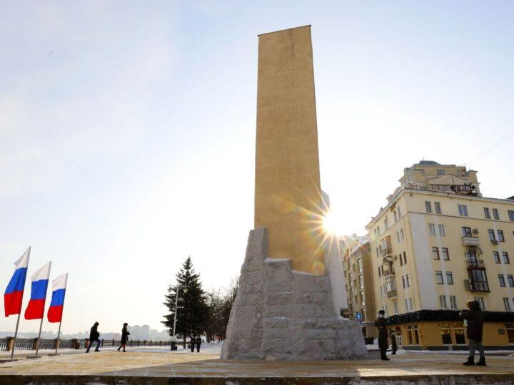 Глава митрополии принял участие в памятных мероприятиях в преддверии Дня защитника Отечества