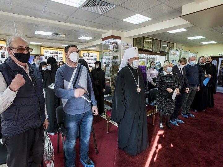 Расширилась экспозиция епархиального музея о Новомучениках земли Кузнецкой
