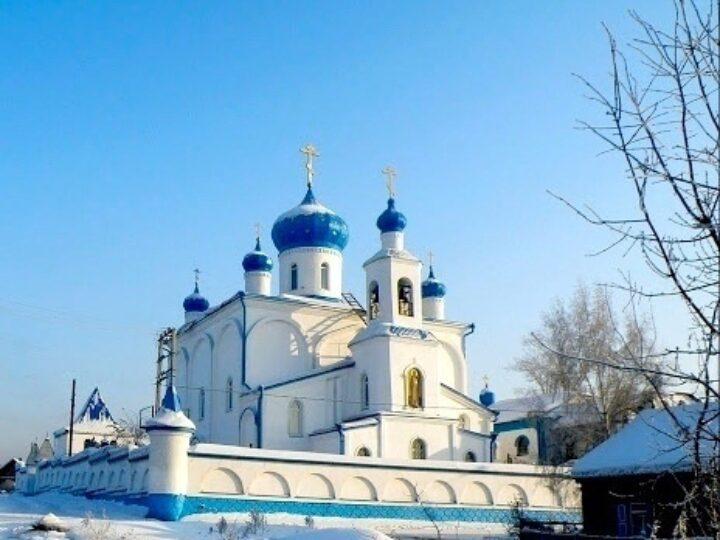 Паломническая служба Кузбасской митрополии приглашает посетить храмы и монастыри Ленинска-Кузнецкого
