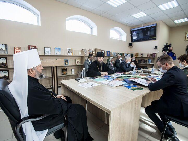 В Кемерове прошла Межрегиональная конференция «Православная книга в современной культуре»