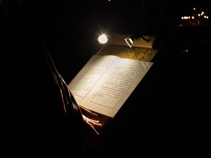 Во второй день Великого поста в Кузбассе продолжилось чтение Великого канона