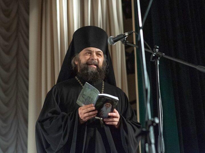 Приглашаем на встречу с профессором Московской духовной академии