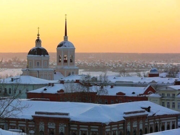 Паломническая служба Кузбасской митрополии приглашает посетить Томск