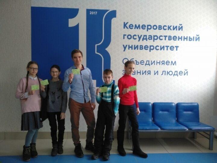 Учащиеся православной гимназии приняли участие в конкурсе французской песни