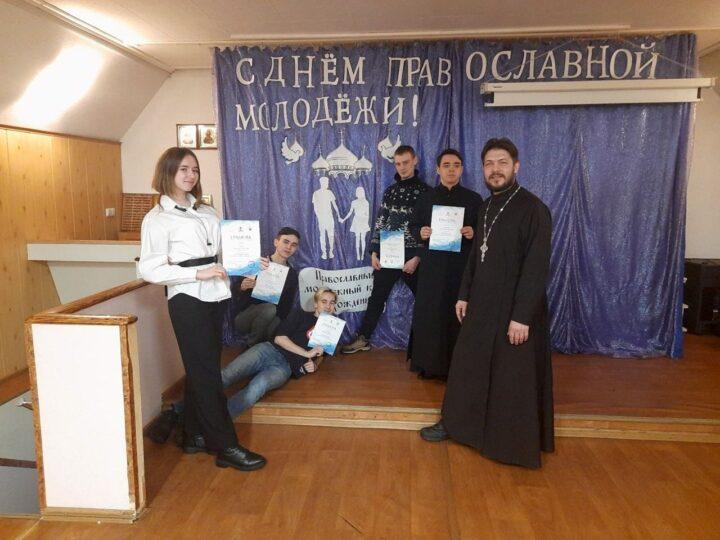 Православная молодёжь Междуреченска встретилась с руководителем Молодёжного отдела Новокузнецкой епархии