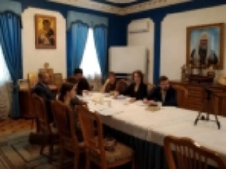 Состоялось заседание совместной Комиссии Русской Православной Церкви и Министерства здравоохранения России