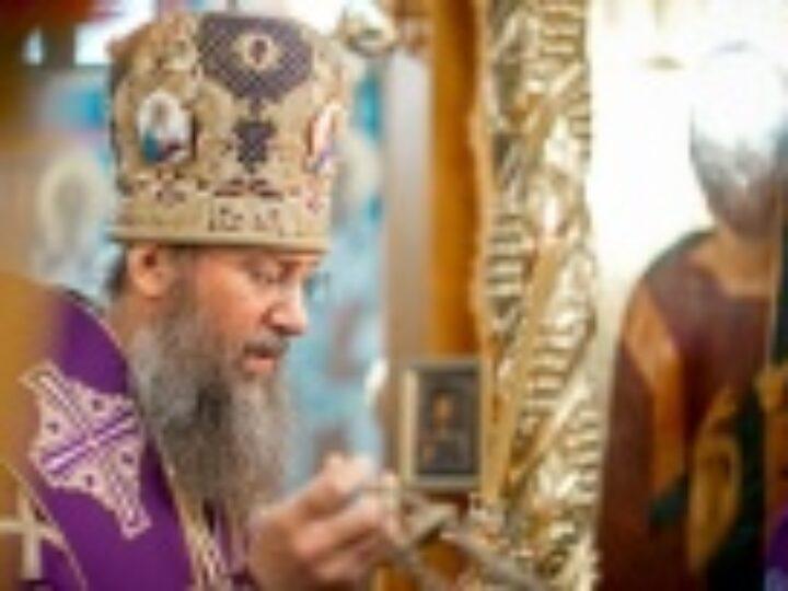 Управляющий делами Украинской Православной Церкви призвал к деэскалации конфликта на Донбассе