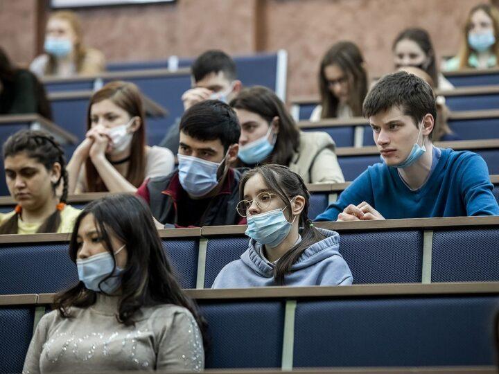 19 апреля 2021 г. Встреча главы митрополии со студентами КемГУ