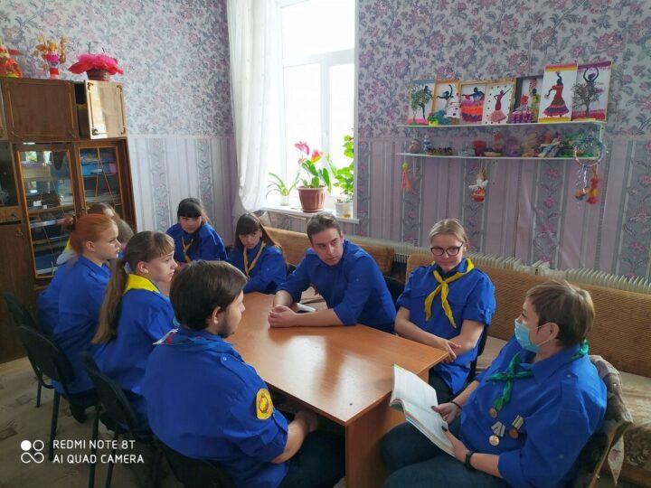 Православные скауты готовятся к Георгиевскому параду