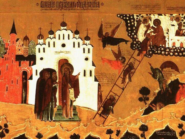 Преподобного Иоанна Лествичника прославили в Кузбассе