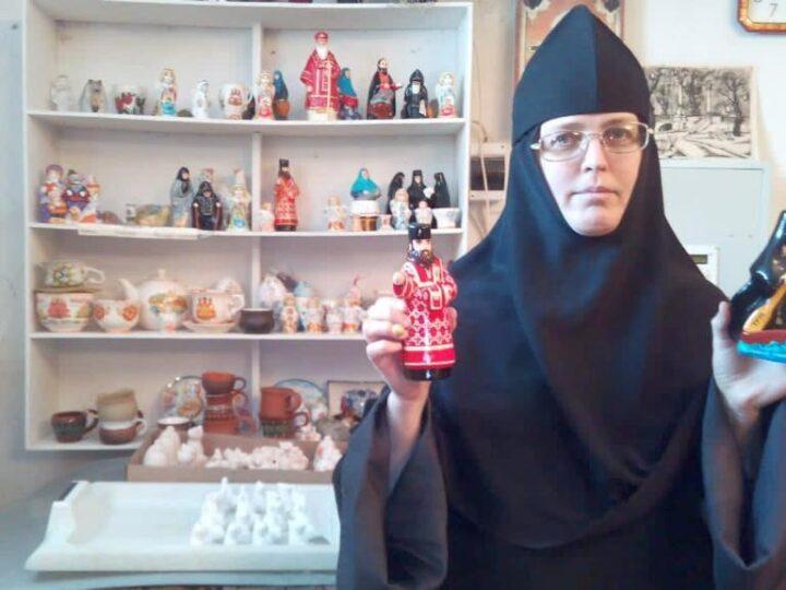 Насельницы Покровского подворья Введенского монастыря (г. Иваново) представят свою обитель на православной выставке в Кемерове