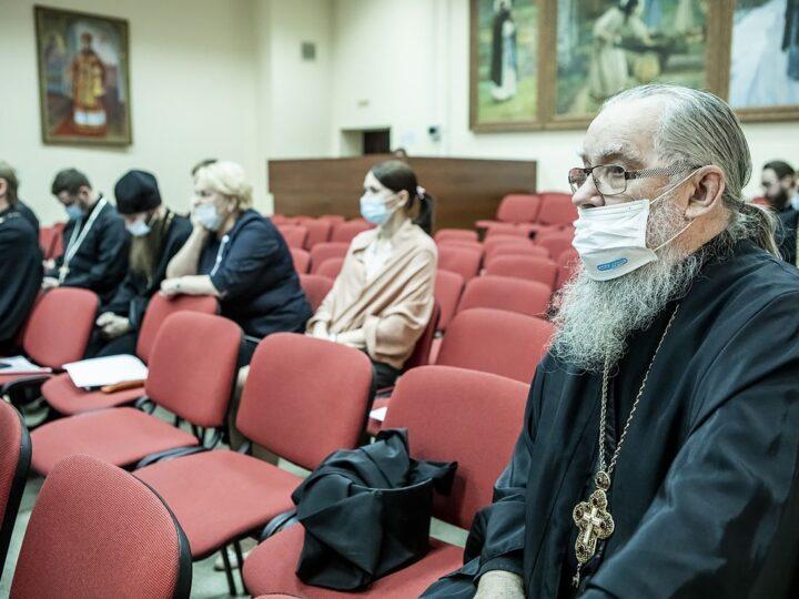 20 апреля 2021 г. Заседание Епархиального совета в Кемерове