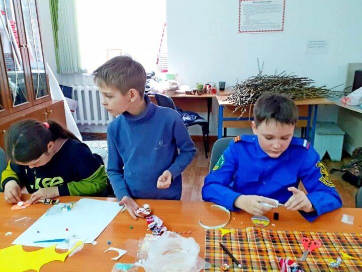 Православные следопыты Прокопьевска готовятся к Вербному воскресенью