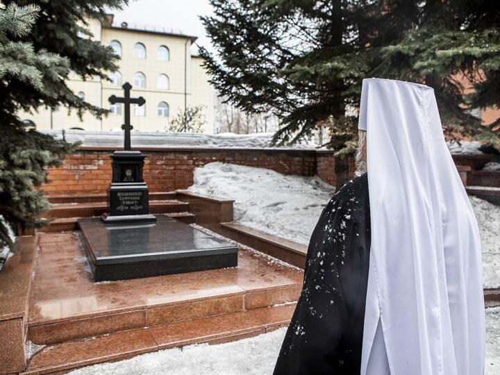 Память первого кузбасского архипастыря почтили в Кемерове