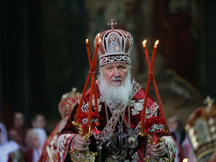 Пасхальное послание Святейшего Патриарха Кирилла в 2021 году