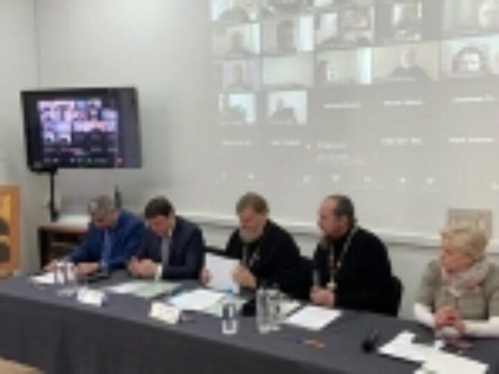В рамках XXIX Международных образовательных чтений прошло совещание епархиальных древлехранителей