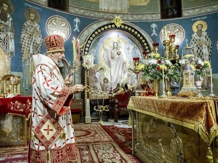 Православный Кузбасс прославил Светлое Христово Воскресение