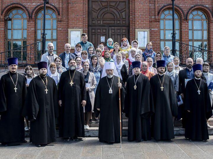 Состоялся выпускной Центра подготовки церковных специалистов