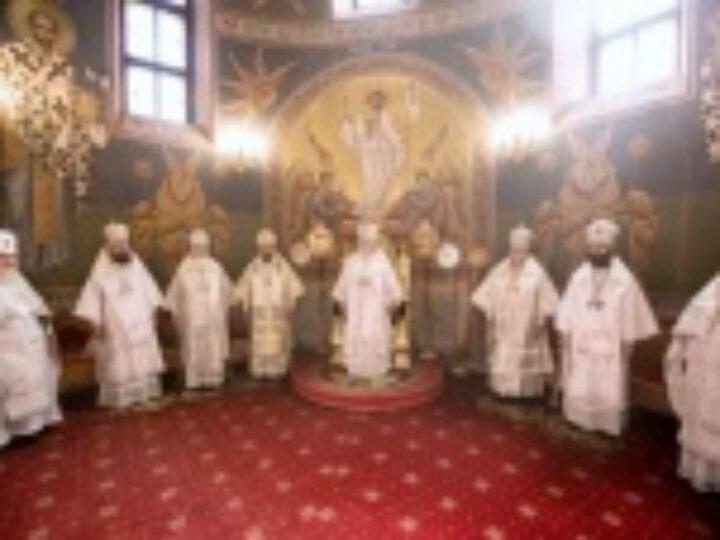 В Ханты-Мансийске прошли торжества по случаю десятилетия образования Ханты-Мансийской епархии