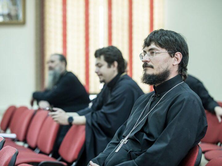 3 июня 2021 г. Заседание Епархиального совета в Кемерове