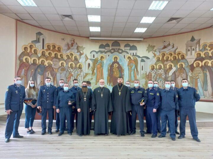 Протоиерей Александр Новопашин посетил Кузбасс с лекцией о деструктивных образованиях