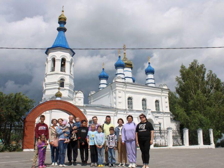 Прокопчане посетили святые места Беловского и Гурьевского округов