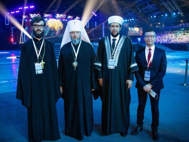 Архиереи митрополии приняли участие в праздничных торжествах по случаю 300-летия с начала промышленного освоения Кузбасса