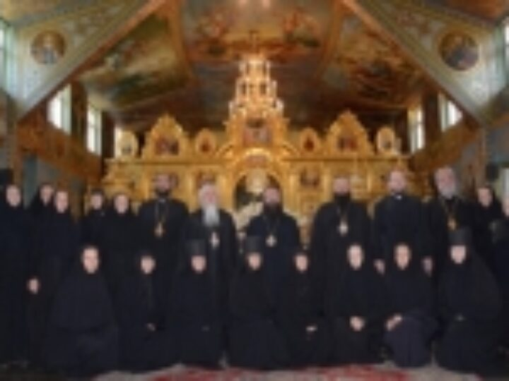 Духовенство Антиохийского Патриархата посетило Ровенскую епархию Украинской Православной Церкви