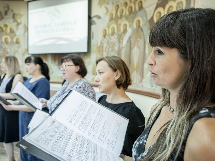 28 августа 2021 г. Презентация проекта «Православное наследие шахтёров Кузбасса»