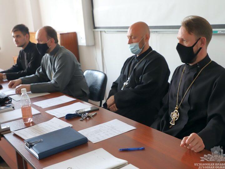В Кузбасской семинарии подвели итоги вступительных экзаменов по направлению Теология