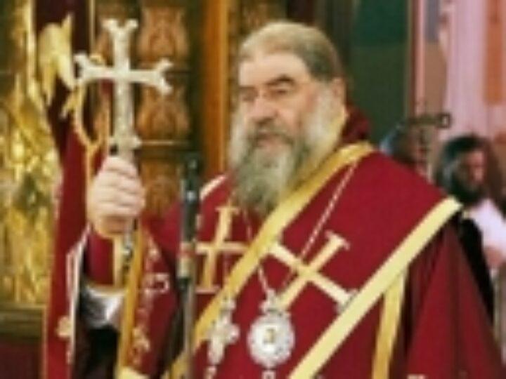 Митрополит Лимассольский Афанасий: Мы должны оставаться верными канонической Церкви Украины