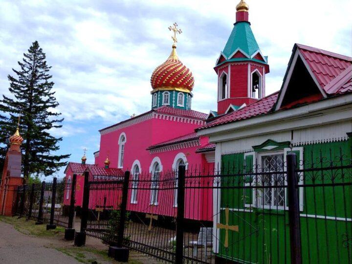 Тайгинцы отметили 115-летие храма в честь пророка Божия Илии