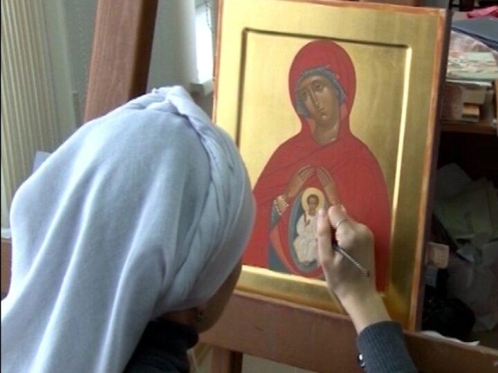 Иконописная мастерская приглашает на курсы по основам иконописного мастерства