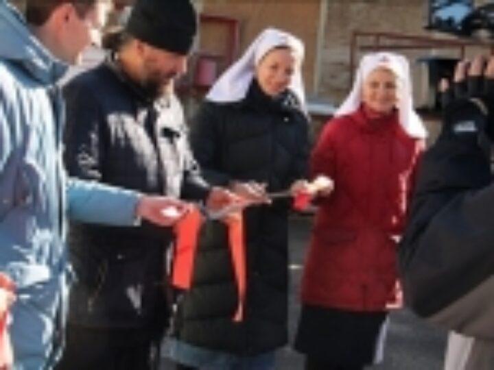 В Екатеринбурге открылся новый церковный центр гуманитарной помощи
