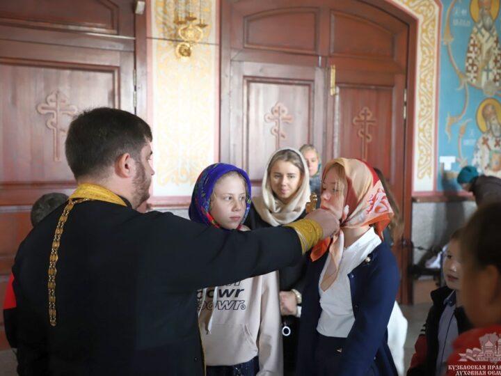 В воскресной школе при Кузбасской семинарии начался новый учебный год