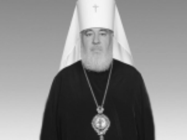Преставился ко Господу митрополит Ровенский и Острожский Варфоломей