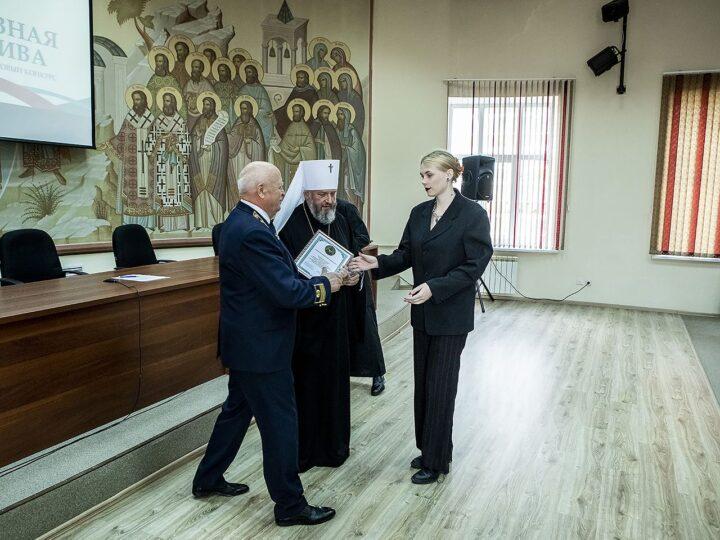 Глава митрополии принял участие в напутствии выпускников горного института КузГТУ
