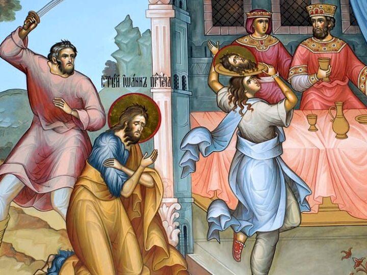 Молитву Предтече Господню Иоанну в Кузбассе в День трезвости возглавил митрополит