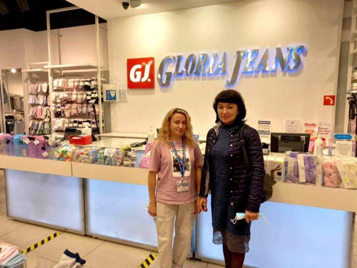 Компания «Gloria Jeans» оказала гуманитарную помощь Мариинской епархии