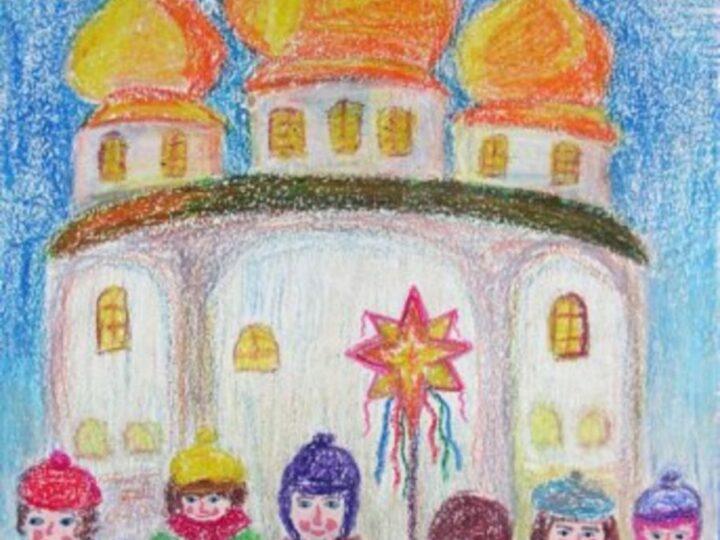 Объявлен старт Областного открытого конкурса юных художников «Православный мой Кузбасс»